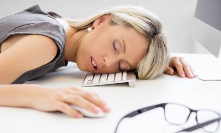 How to Avoid Sleeping at Work?