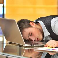 How to Avoid Sleep at Work?